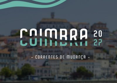 Coimbra – Capital Europeia da Cultura 2027